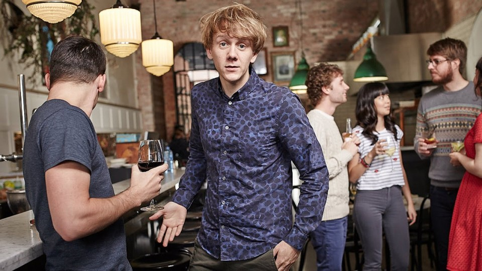 Getting Weird with Please Like Me's Josh Thomas – PEOPLE