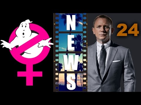 Ghostbusters 3 all female cast for Paul Feig?! Bond 24 news and update!  – Beyond The Trailer