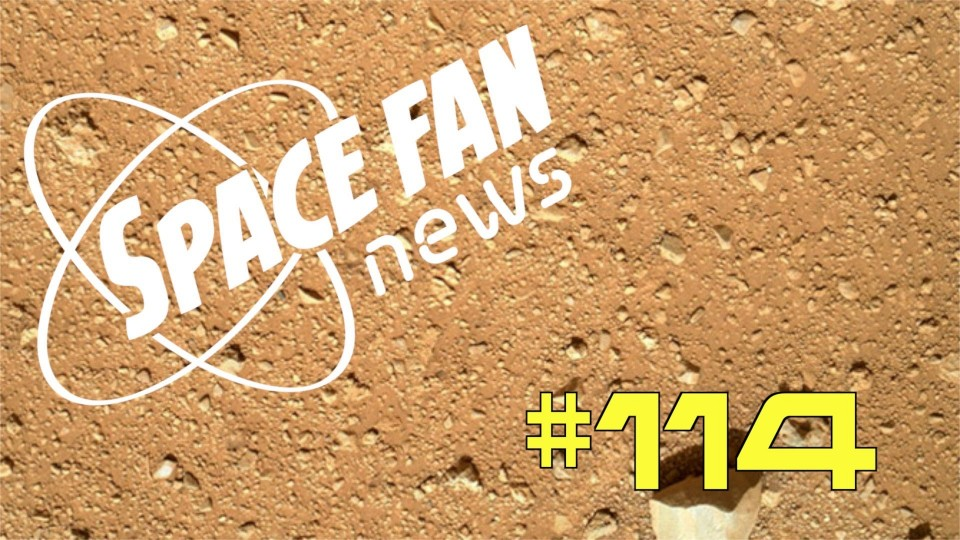 H2O Confirmed in Martian Top Soil; Mars Geology Similar to Earth: Space Fan News #114
