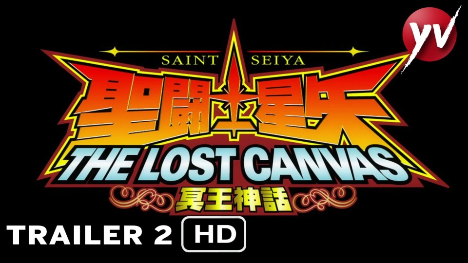 I Cavalieri dello Zodiaco: The Lost Canvas [HD] – Stagione 2 – Trailer ITA