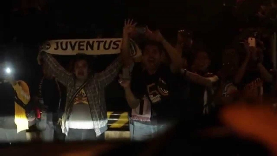 Jakarta impazzisce per la Juventus – Jakarta goes Juve-crazy