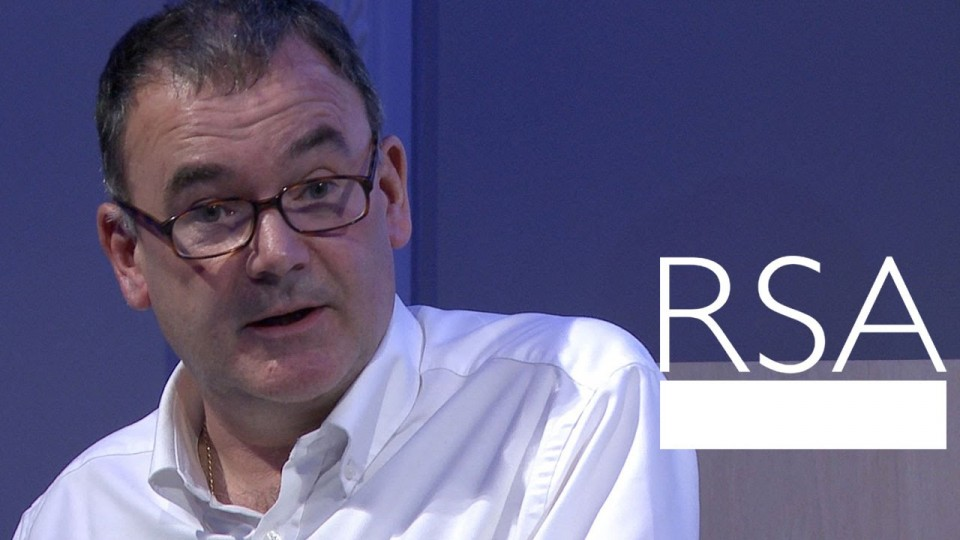 Jon Cruddas MP talks about Progressive Politics for a New Era