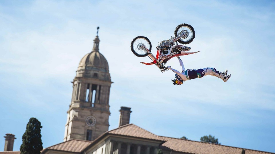 Josh Sheehan's winning run – Red Bull X-Fighters Pretoria 2014