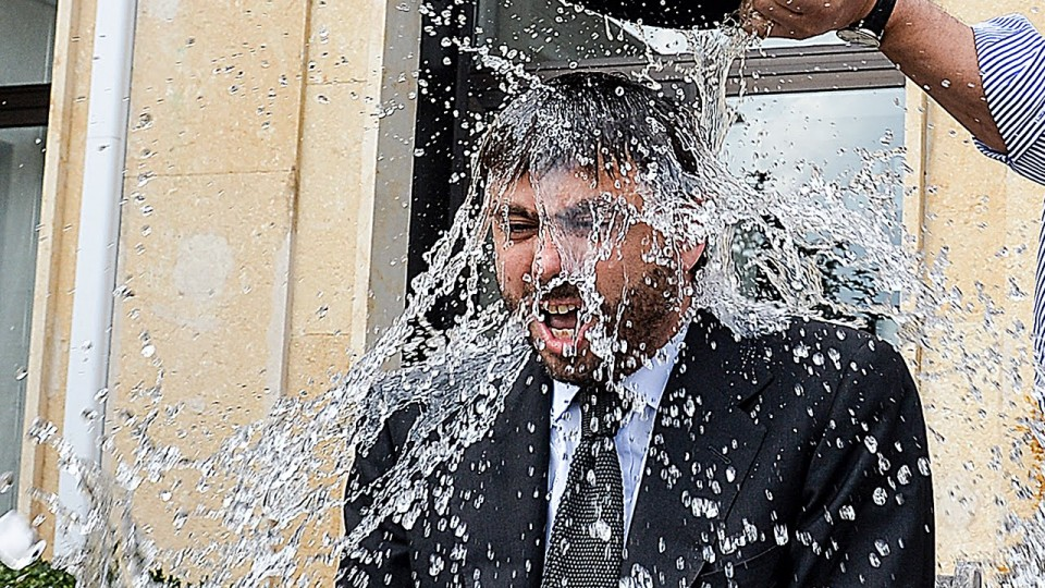 Juventus #IceBucketChallenge – Andrea Agnelli