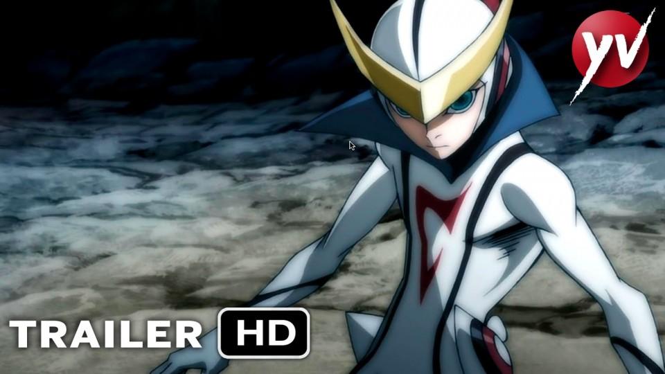 KYASHAN SINS – Dall'8 settembre su Yamato Animation!