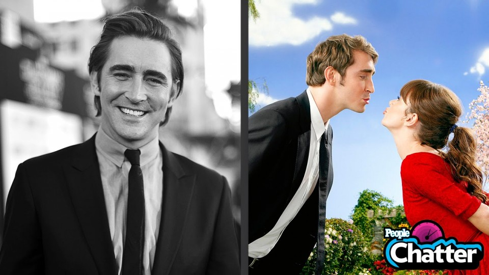 Lee Pace's Secret Eyebrow Grooming Technique
