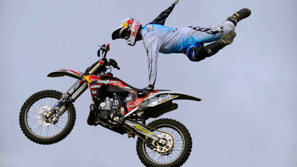 Life as a professional FMX athlete with Nick de Wit