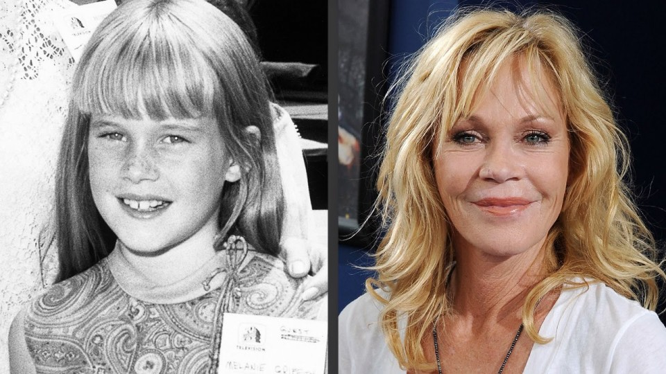 Melanie Griffith's Changing Looks! – PEOPLE