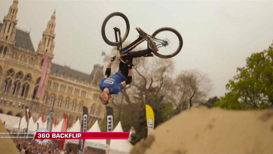 Mountain bike slopestyle tricktionary – Red Bull District Ride