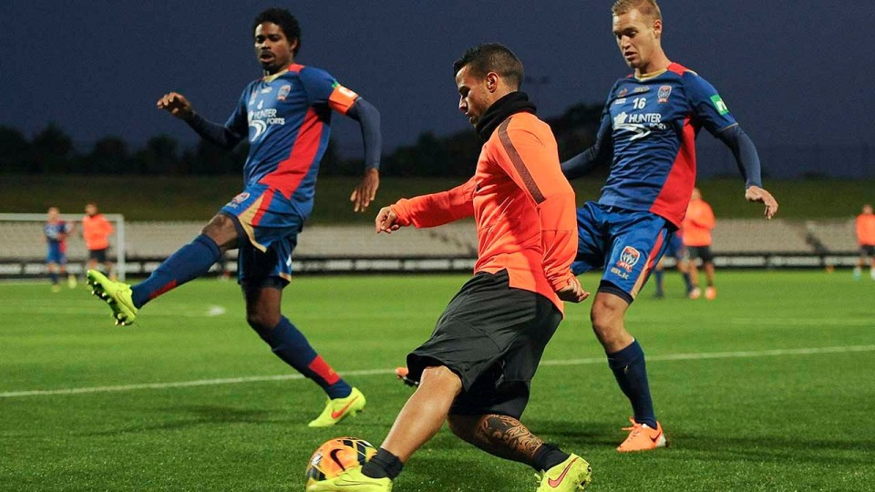 Newcastle Jets-Juventus 0-1: ultimo allenamento a Sydney – Last workout in Sydney