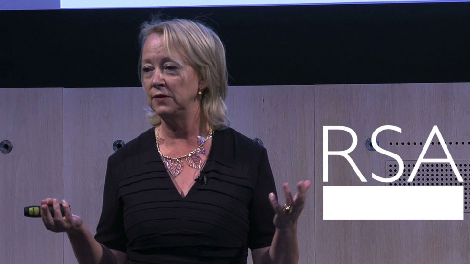 Organisational Change Expert Lynda Gratton: Corporations as a Force for Good