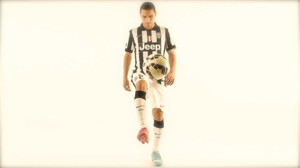 Romulo, primo giorno alla Juventus – Romulo's first day at Juventus