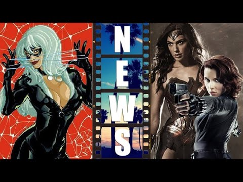 Sony's Spider-Man Female Superhero solo movie vs Wonder Woman & Black Widow! – Beyond The Trailer