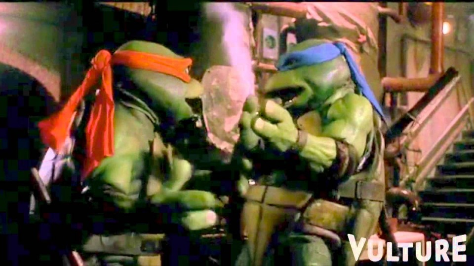 Teenage Mutant Ninja Turtles: The Secret History