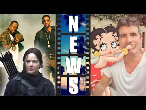 The Hunger Games Theme Parks! Bad Boys 3! Simon Cowell's Betty Boop movie! – Beyond The Trailer