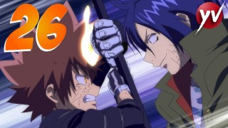 Tutor Hitman Reborn – Ep 26 (ITA) | Yamato Video