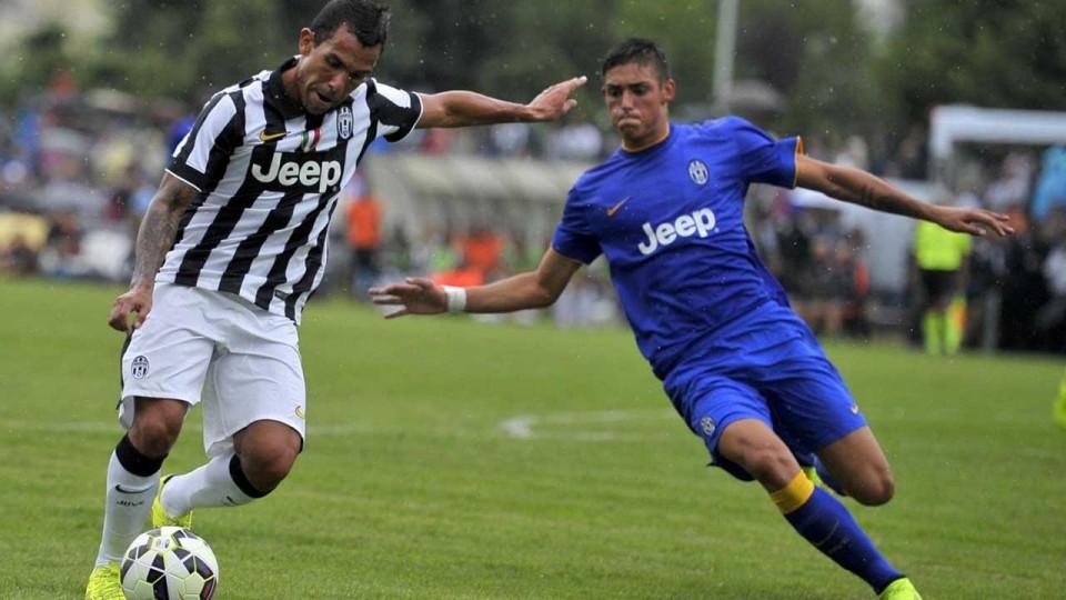 Villar Perosa, JUVENTUS A – JUVENTUS B 6-1 Highlights