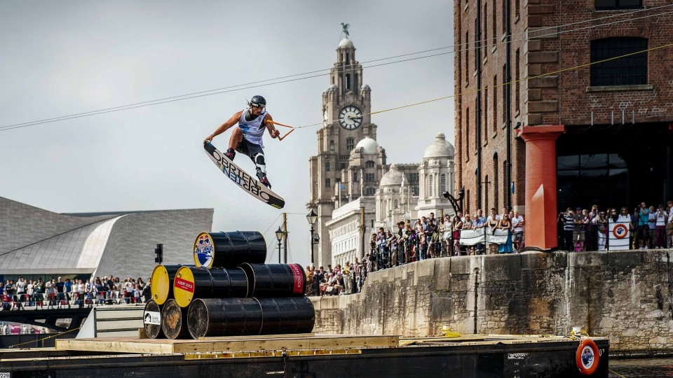 A Look at UK Wakeboarding – Red Bull Harbour Reach 2014