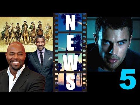Antoine Fuqua's Magnificent Seven, Underworld 5 to star Theo James – Beyond The Trailer
