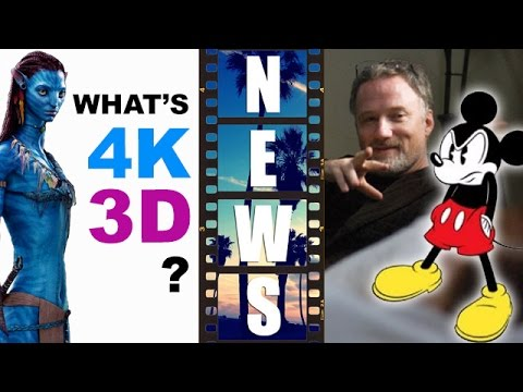 Avatar 2 in 4K 3D, 120 fps?! Fincher vs Disney on 20,000 Leagues Under The Sea  – Beyond The Trailer