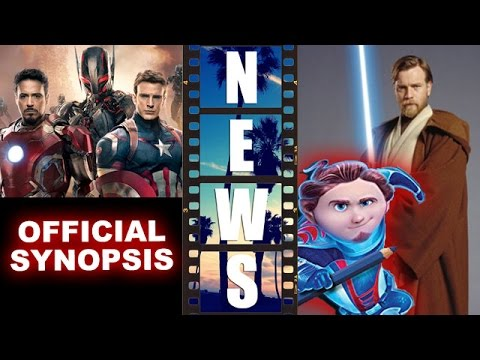 Avengers 2 Synopsis! BOO Bureau of Otherworldly Operations! Obi-Wan Movie?! – Beyond The Trailer