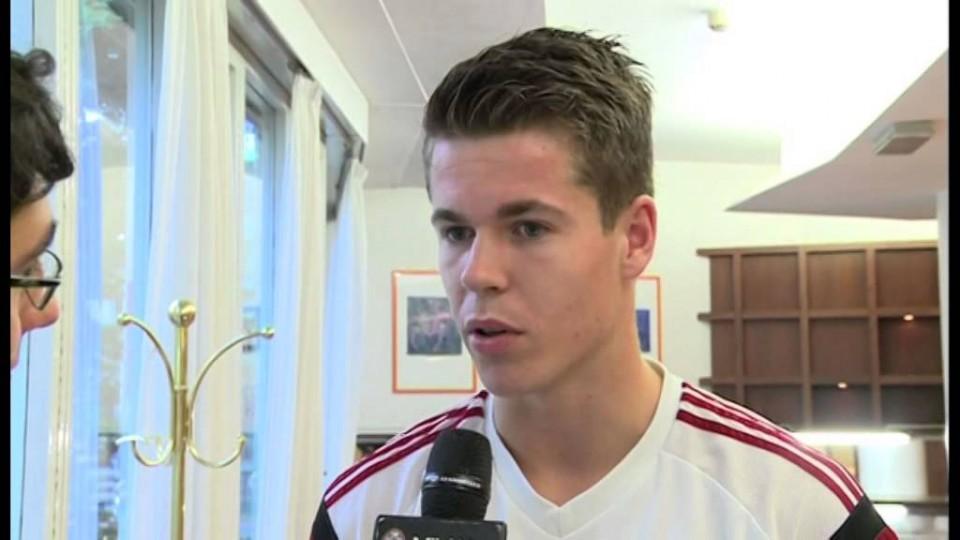 Benvenuto Van Ginkel! #Welcome Van Ginkel | AC Milan Official