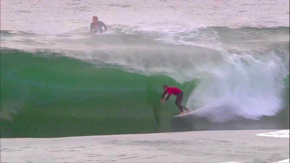 Best Battle – Jamie O'Brien vs Ryan Hipwood – Red Bull Cape Fear 2014