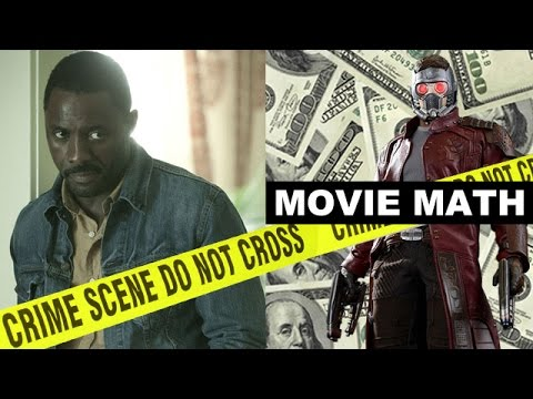 Box Office for No Good Deed 2014, Guardians of the Galaxy, Tusk, The Maze Runner