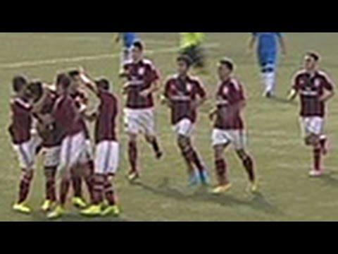 Brescia-Milan 0-2 Highlights   AC Milan Youth Official