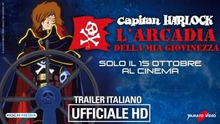 Capitan Harlock – L'arcadia della mia giovinezza | Il 15 ottobre al cinema!