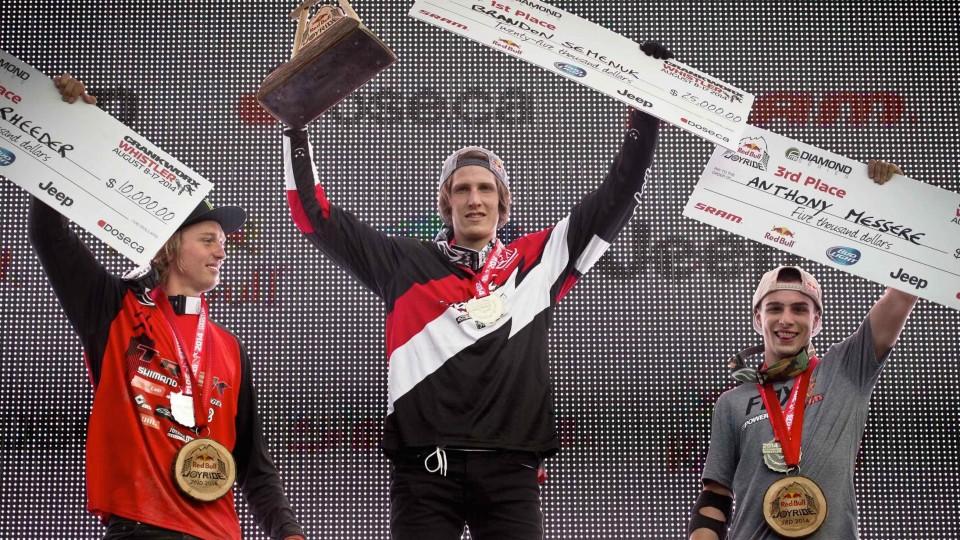 Champion Profile: Brandon Semenuk – Red Bull Joyride 2014