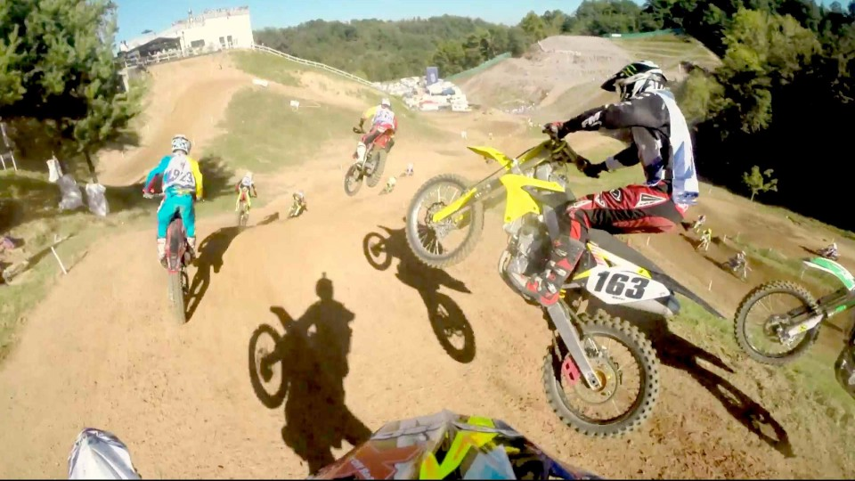 Chaotic Motocross Race POV – Red Bull MX Superchampions 2014