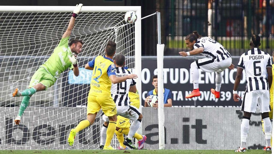 Chievo-Juventus 0-1 30/08/2014 Highlights