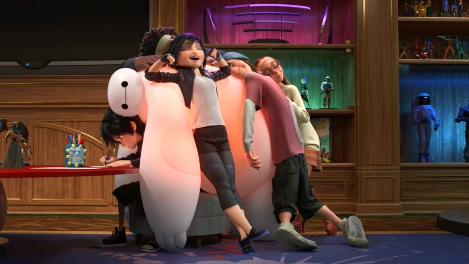 Disney's Big Hero 6 – Official US Trailer 2