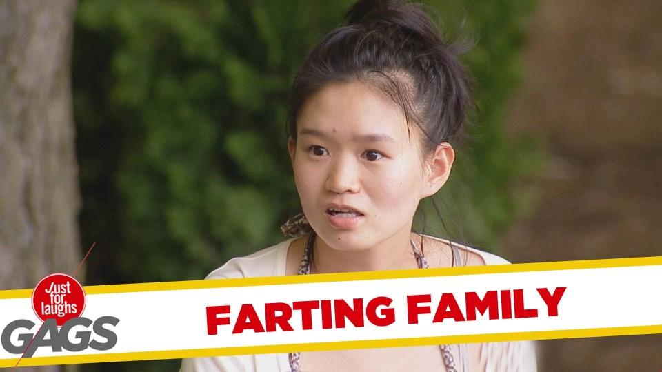 Farting Family Prank