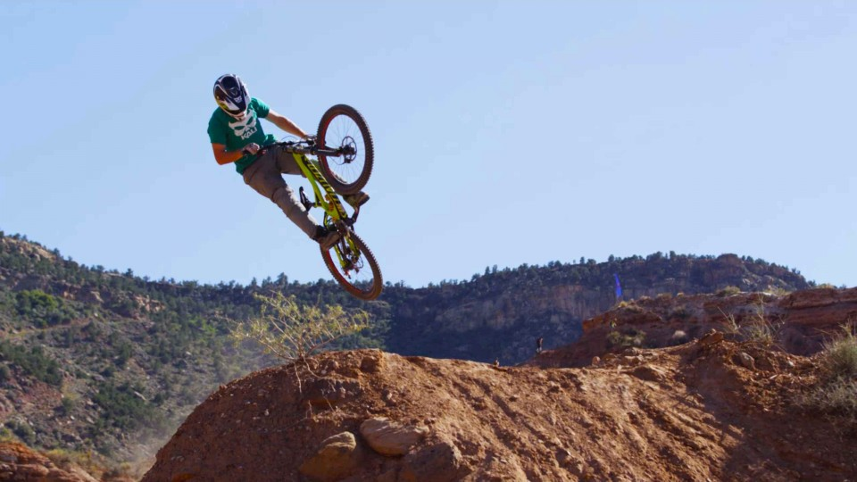 First Tracks at the New Venue – Red Bull Rampage 2014