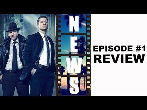 Gotham Pilot aka Episode 1 Review! Fox's Jim Gordon, Fish Mooney, Joker! – Beyond The Trailer