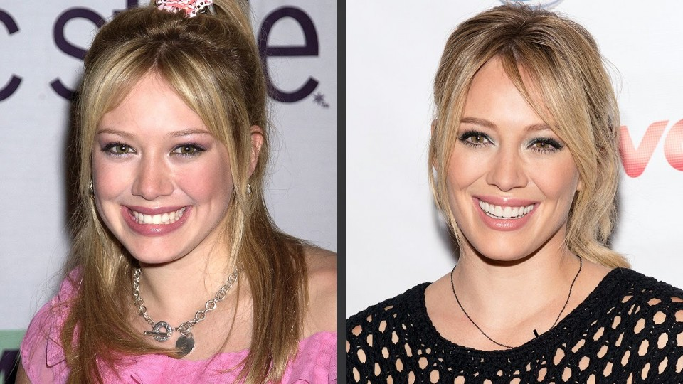 Hilary Duff's Changing Looks! – PEOPLE