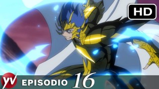 I Cavalieri dello Zodiaco: The Lost Canvas – Ep 16 [Sub Ita] | Yamato Video