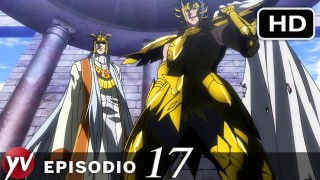 I Cavalieri dello Zodiaco: The Lost Canvas – Ep 17 [Sub Ita] | Yamato Video