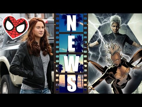 Is Shailene Woodley still Mary Jane Watson?! New Storm for X-Men Apocalypse?! – Beyond The Trailer