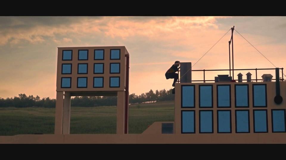 Jason Paul Arcade Run – Freerunning in 8bit