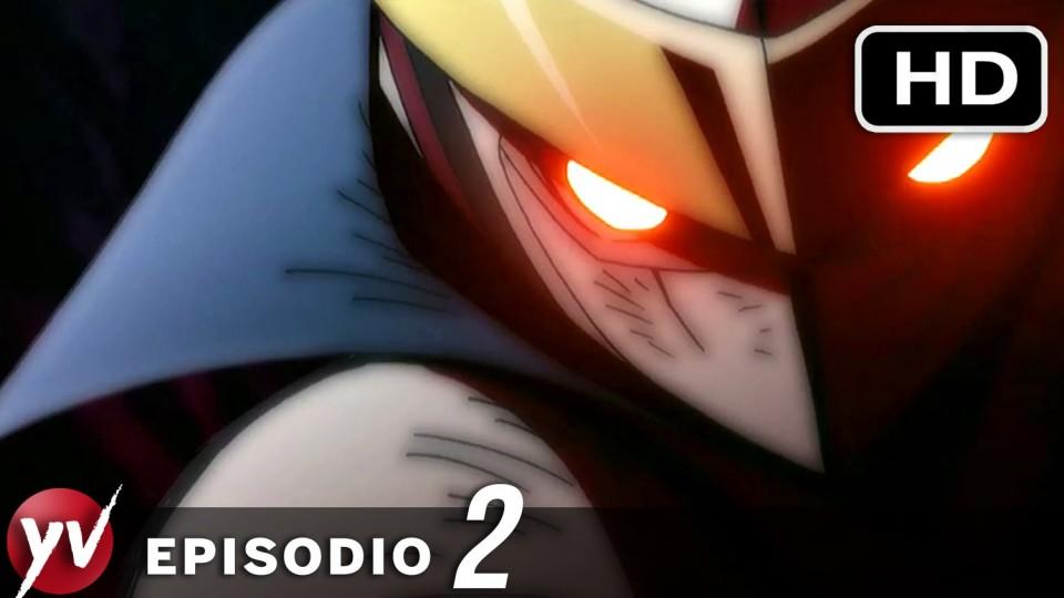 Kyashan Sins – Ep 2 [Sub Ita] | Yamato Video