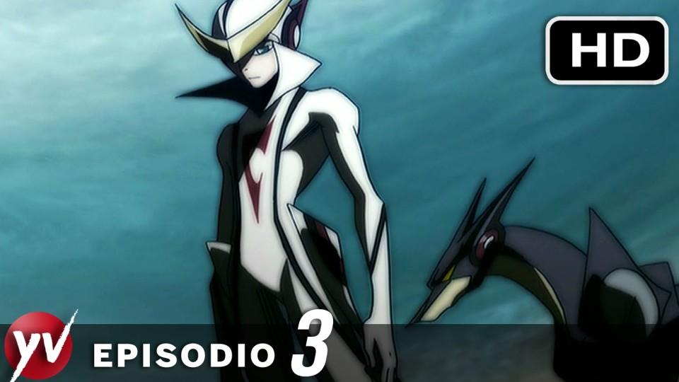 Kyashan Sins – Ep 3 [Sub Ita] | Yamato Video