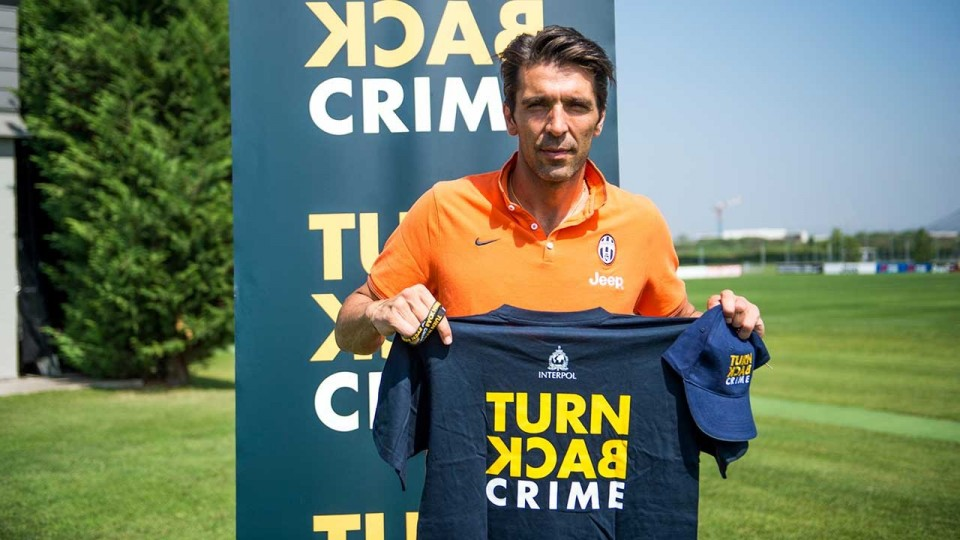 La Juventus sostiene la campagna Turn Back Crime – Juventus join Turn Back Crime campaign