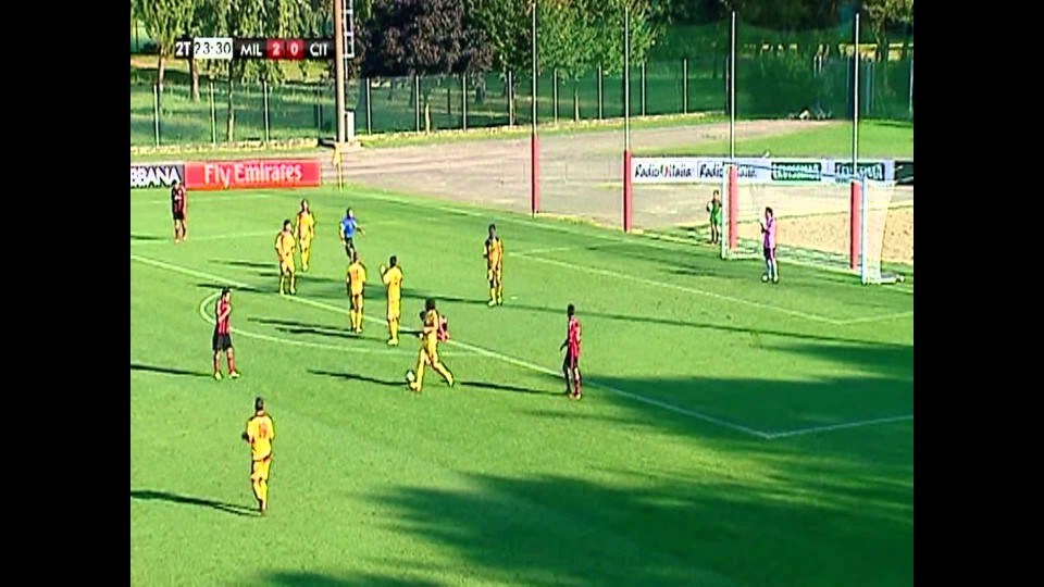 Milan-Cittadella 4-0 Highlights | AC Milan Youth Official