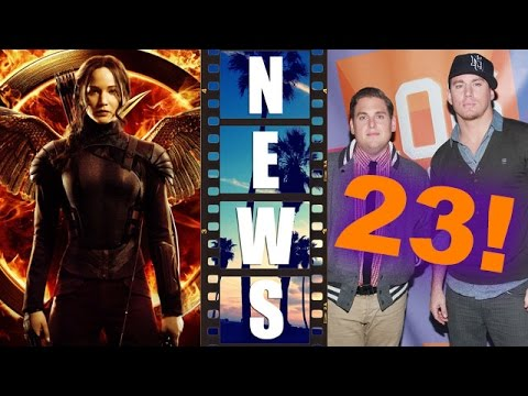 Mockingjay Part 1 Katniss Poster & Trailer Preview! 23 Jump Street! – Beyond The Trailer