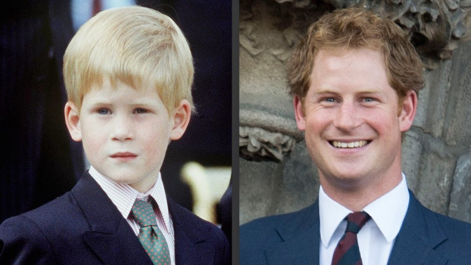 Prince Harry Turns 30! See His Changing Looks – PEOPLE