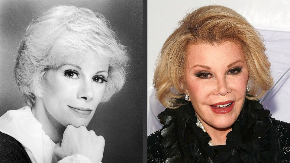 Remembering Joan Rivers: See Her Changing Looks – PEOPLE