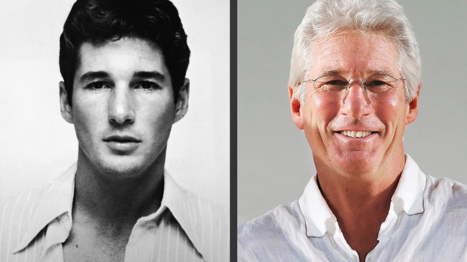 Richard Gere's Changing Looks! – PEOPLE